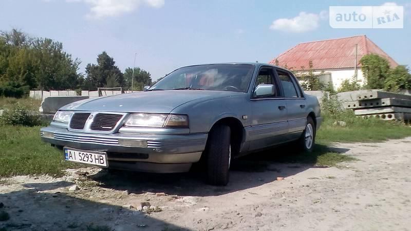 Pontiac Grand AM 1990 року