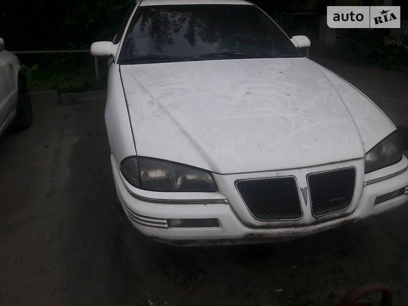Pontiac Grand AM 1991 года