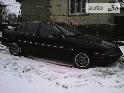 Pontiac Grand AM 1993 року