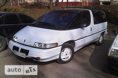 Pontiac Trans Sport  1991