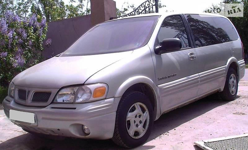 Pontiac Trans Sport 1997 року