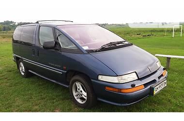 Pontiac Trans Sport  1996