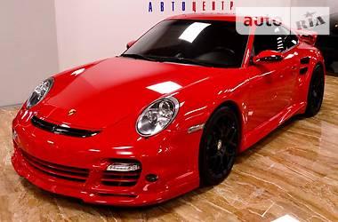 Porsche 911 Turbo TechArt 2007