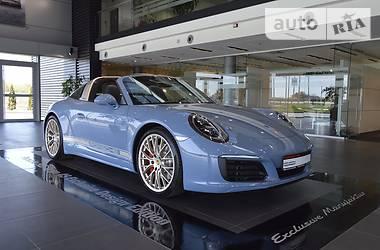 Porsche 911 Targa 4S Exclusive 2016