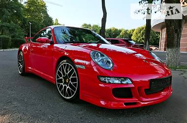 Porsche 911 Carrera 4S 3.8 GT-3 2008