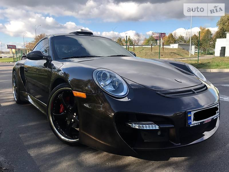 Porsche 911 2008 року