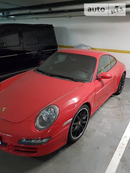 Porsche 911 2007 года