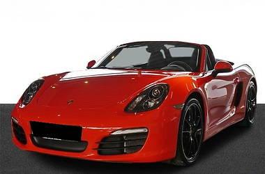 Porsche Boxster 2.7 АТ  2014