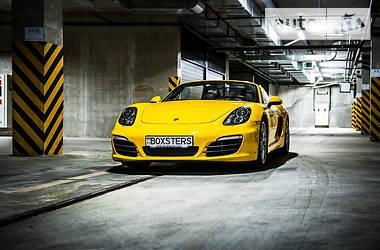 Porsche Boxster S 3.4 2012