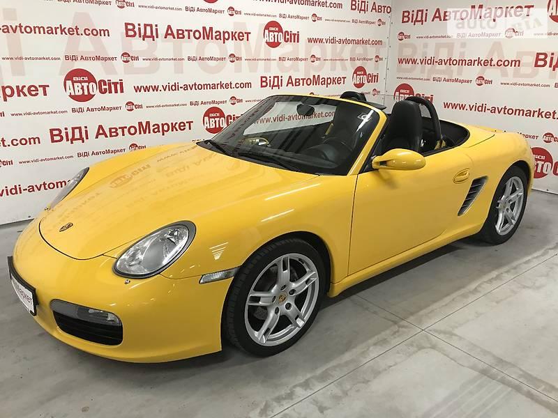 Porsche Boxster 2006 року