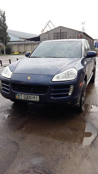 Porsche Cayenne 2008 року
