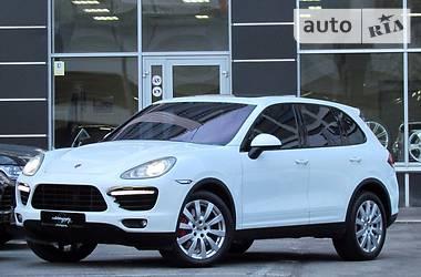 Porsche Cayenne 4.8Turbo  2012