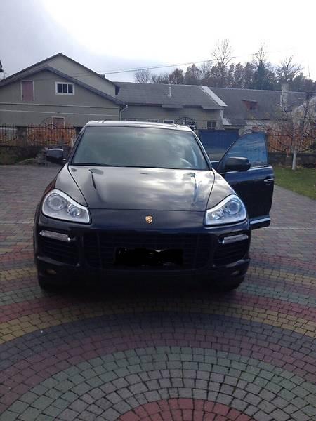 Porsche Cayenne 2007 року