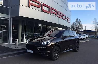 Porsche Cayenne 4.2 S  2014