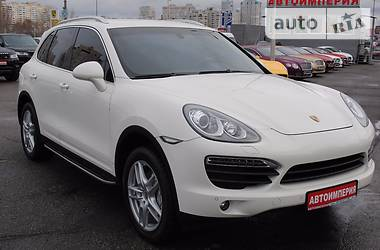 Porsche Cayenne 4.8S 2012