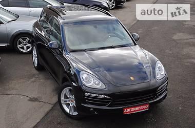 Porsche Cayenne 3.0 DIESEL 2013