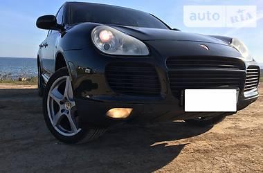 Porsche Cayenne 4.5 Turbo S 2005