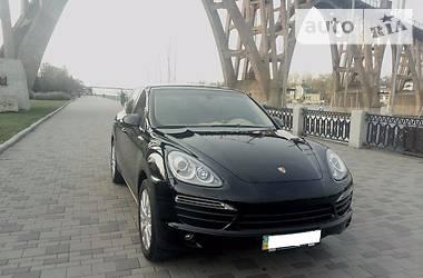 Porsche Cayenne 4.8S 2013