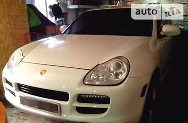 Porsche Cayenne S-4.5 2006