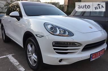 Porsche Cayenne 3.6  2012