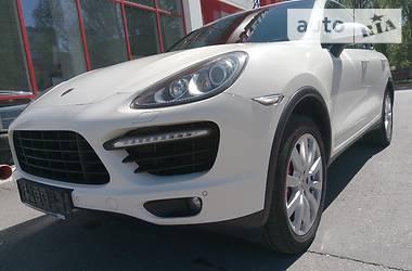 Porsche Cayenne 4.8 TURBO 2011