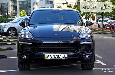 Porsche Cayenne RESTYLING 2015