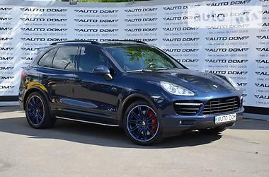Porsche Cayenne TURBO 4.8 2012
