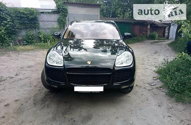Porsche Cayenne 4.5 Turbo 2004