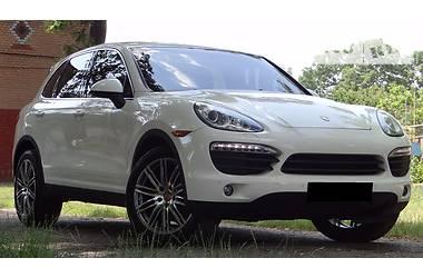 Porsche Cayenne Cayenne S 2012
