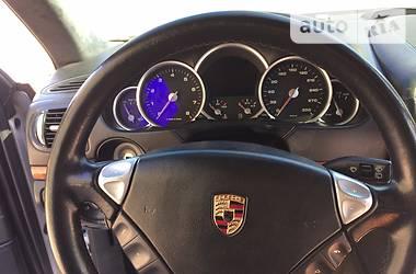 Porsche Cayenne 4.5 BITurbo ГАЗ 2006