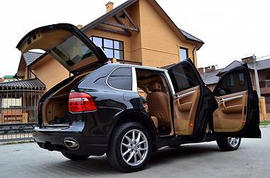 Porsche Cayenne EXCLUSIVE_IDEAL.. 2008