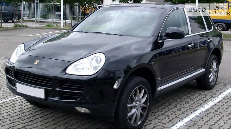 Porsche Cayenne 2006 року