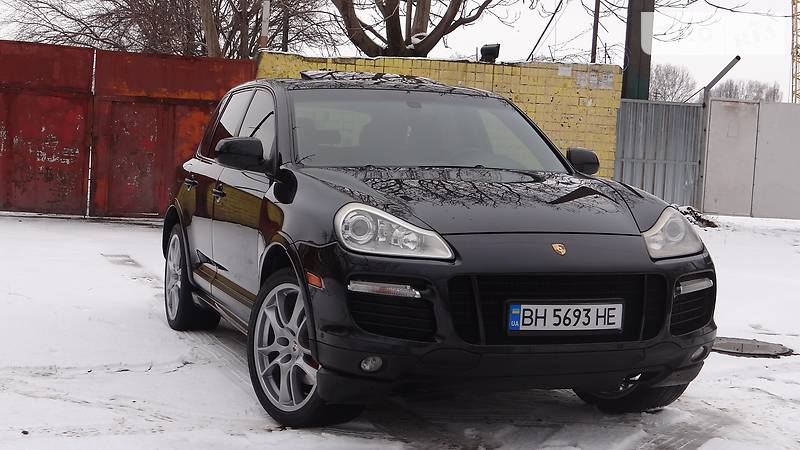 Porsche Cayenne 2009 года