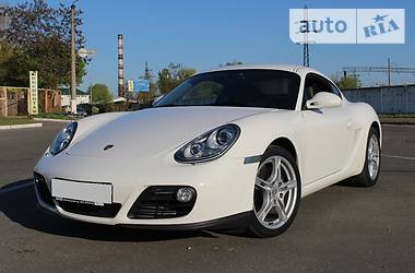 Porsche Cayman 2.9 2011