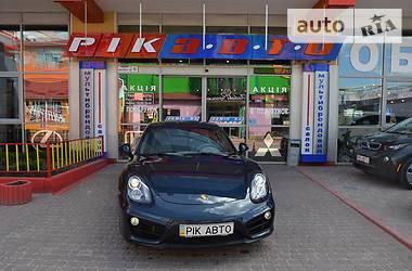 Porsche Cayman 2.7 2015