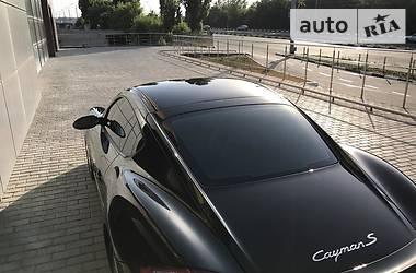 Porsche Cayman S 3.4 2006