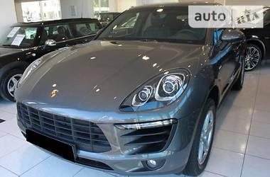 Porsche Macan  S 3.0D 2015