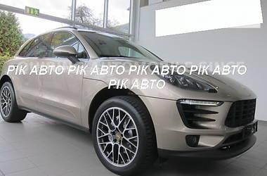 Porsche Macan 3.0d 2015