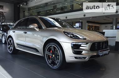 Porsche Macan Exclusive Turbo 2016