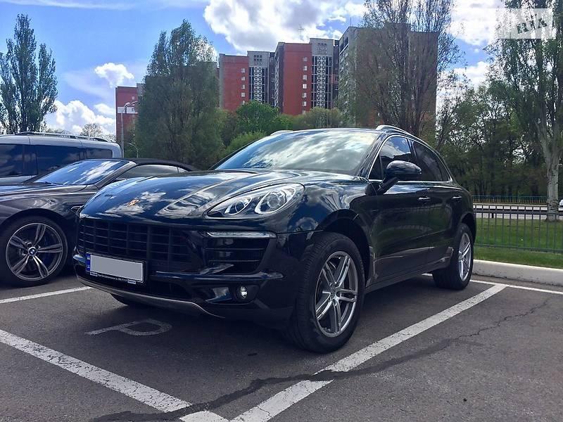 Porsche Macan 2015 року