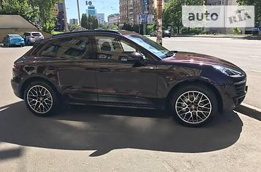 Porsche Macan Diesel S 2015