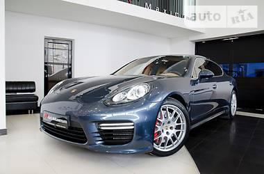 Porsche Panamera Turbo LONG 2013