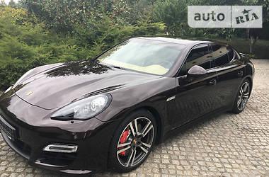 Porsche Panamera GTS 4.8 2013