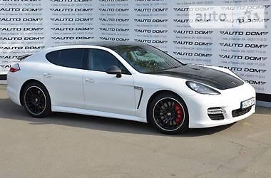Porsche Panamera Turbo 4.8 2012