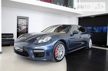 Porsche Panamera Turbo Executive 2013