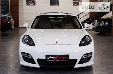 Porsche Panamera Turbo 4.8 2011