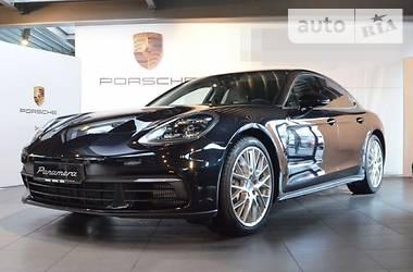 Porsche Panamera 4S Diesel 2016