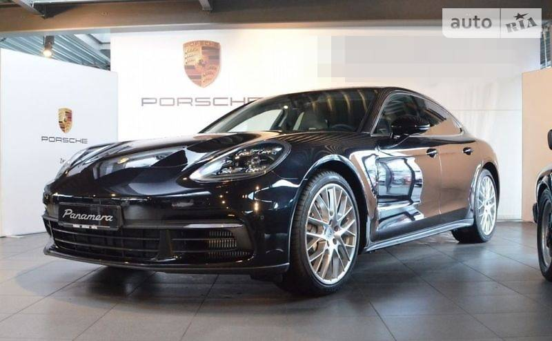 Porsche Panamera 2016 года