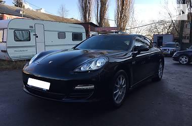Porsche Panamera  DIESEL BLACK 2012