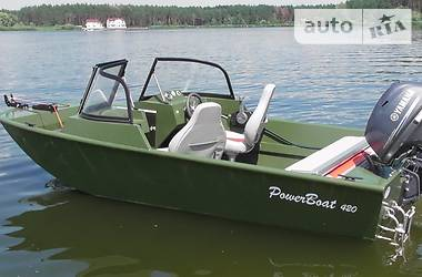 Powerboat PB-420  2017